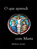 O Que Aprendi Com Maria