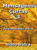 Mensagens Curtas 3