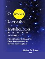 O Novo Livro Dos EspÍritos Volume I A V Volume único