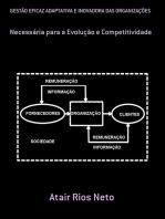 GestÃo Eficaz Adaptativa E Inovadora Das OrganizaÇÕes
