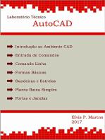 Laboratório Técnico Autocad