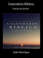 Calendário Bíblico