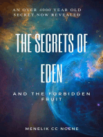 The Secrets Of Eden And The Forbidden Fruit