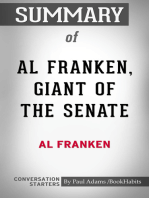 Summary of Al Franken, Giant of the Senate