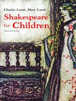 Shakespeare for Children (Illustrated Edition)
