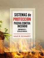 Sistemas de Protección Pasiva Contra Incendio: Componentes y detalles básicos