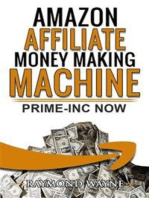 Amazon Affiliate Money Making Machine