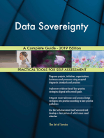 Data Sovereignty A Complete Guide - 2019 Edition