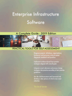 Enterprise Infrastructure Software A Complete Guide - 2019 Edition