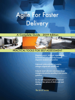 Agile For Faster Delivery A Complete Guide - 2019 Edition