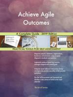 Achieve Agile Outcomes A Complete Guide - 2019 Edition