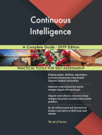 Continuous Intelligence A Complete Guide - 2019 Edition