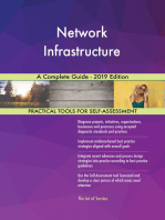 Network Infrastructure A Complete Guide - 2019 Edition