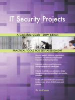 IT Security Projects A Complete Guide - 2019 Edition