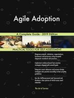 Agile Adoption A Complete Guide - 2019 Edition