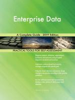 Enterprise Data A Complete Guide - 2019 Edition