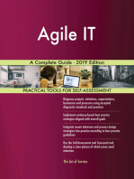 Agile IT A Complete Guide - 2019 Edition