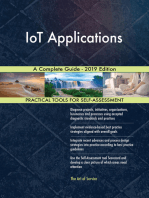 IoT Applications A Complete Guide - 2019 Edition
