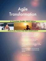 Agile Transformation A Complete Guide - 2019 Edition
