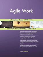 Agile Work A Complete Guide - 2019 Edition