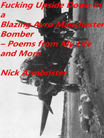 Fucking Upside Down In a Blazing Avro Manchester Bomber