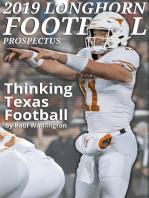 2019 Longhorn Football Prospectus