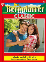 Der Bergpfarrer Classic 1 – Heimatroman