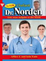 Chefarzt Dr. Norden 1138 – Arztroman