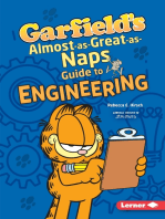 Garfield's ® Almost-as-Great-as-Naps Guide to Engineering