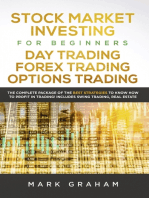 Stock Market Investing for Beginners, Day Trading, Forex Trading, Options Trading