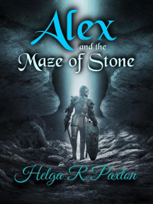 Alex and the Maze of Stone: Daughter of Deceit Adventures, #1