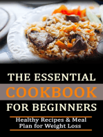 The Essential Cookbook for Beginners