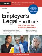 Employer's Legal Handbook, The