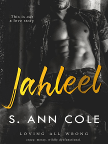 Jahleel: Loving All Wrong, #1