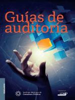 Guías de auditorÍa