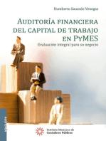 Auditoría financiera del capital de trabajo en PyMES: Evaluación integral para su negocio