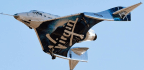 Virgin Galactic Plans To Become First Publicly Traded Spaceflight Company