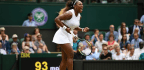 Serena Williams May Be 'Past Older,' But She's Back In The Wimbledon Semifinals