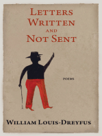 Letters Written and Not Sent