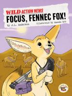 Focus, Fennec Fox!