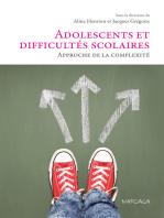 Adolescents et difficultés scolaires