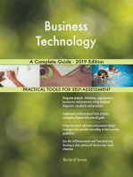 Business Technology A Complete Guide - 2019 Edition