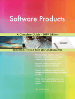 Software Products A Complete Guide - 2019 Edition