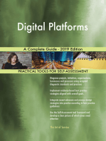 Digital Platforms A Complete Guide - 2019 Edition