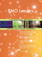 PMO Leaders A Complete Guide - 2019 Edition
