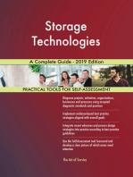 Storage Technologies A Complete Guide - 2019 Edition
