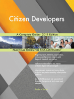 Citizen Developers A Complete Guide - 2019 Edition