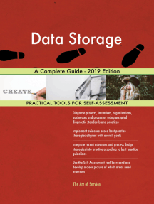 Data Storage A Complete Guide - 2019 Edition
