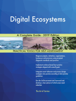 Digital Ecosystems A Complete Guide - 2019 Edition