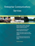 Enterprise Communications Services A Complete Guide - 2019 Edition